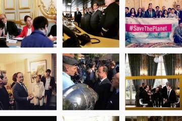 compte instagram du président de la république