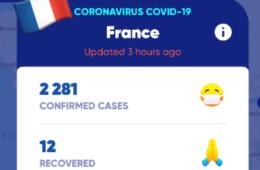 Zenly coronavirus