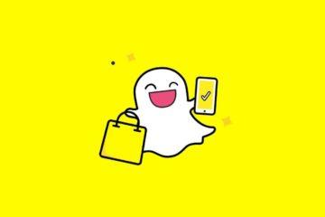 Dior et Rimowa sur Snapchat