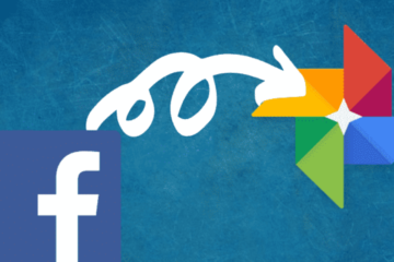 Transfert contenus de Facebook à Google Photos