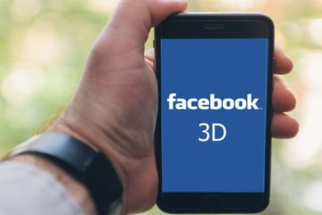 Facebook photos en 3D