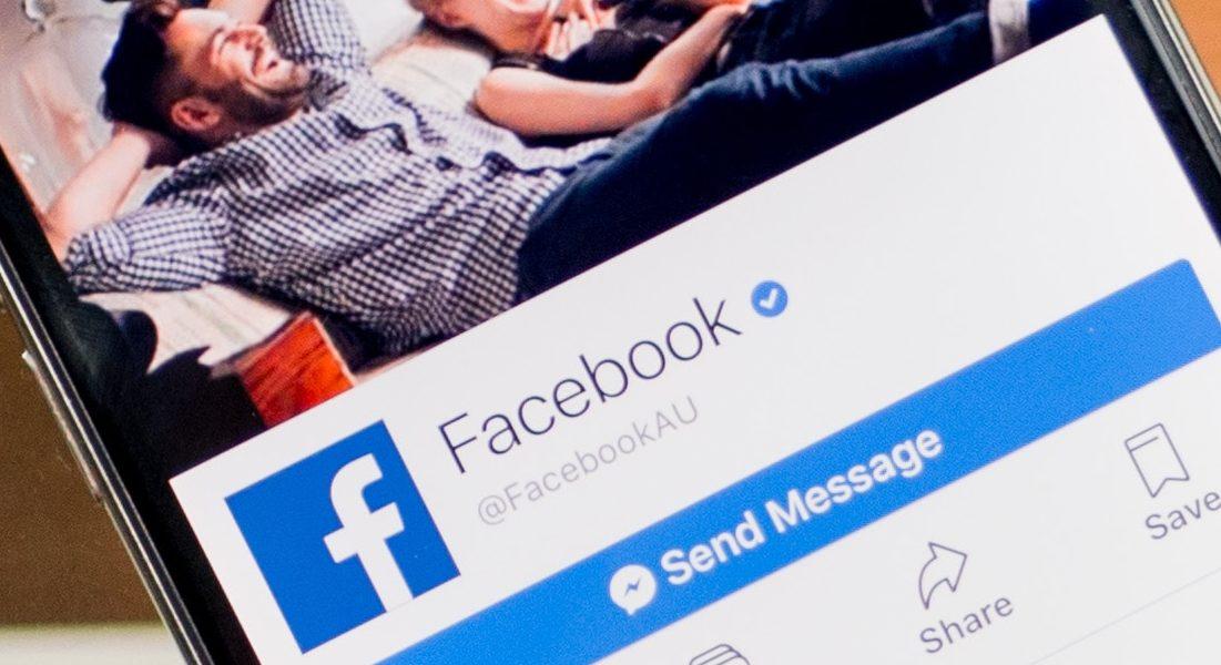 Facebook vers 2 millions d euros a la presse française
