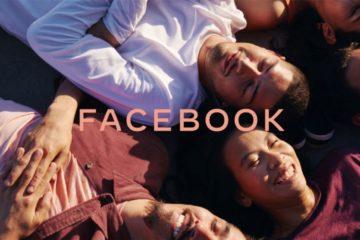 Facebook nouveau logo
