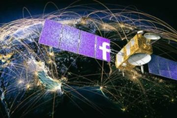Facebook premier satellite