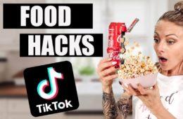 Food Hacks sur TikTok