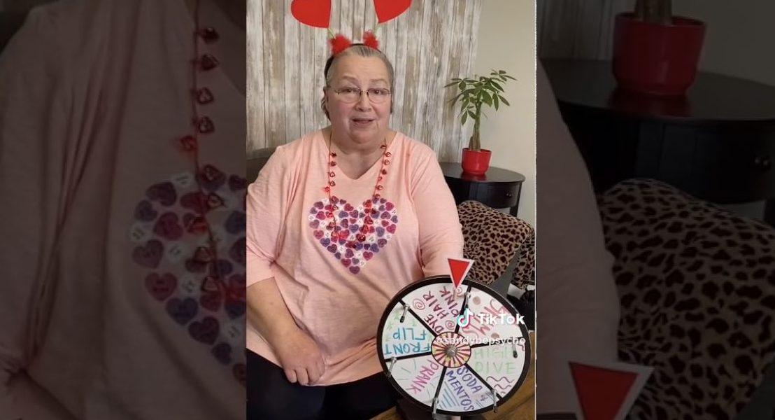 Grandma Sandy sur TikTok