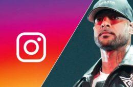 Booba suppression compte Instagram