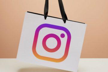 Instagram sticker avertissant les utilisateurs nouveau produit