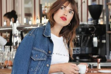 Jeanne Damas boutique Rouje et restaurant à Paris
