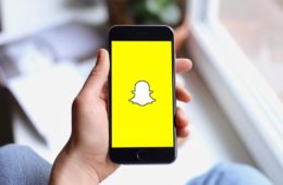 Snapchat nouveau format publicites