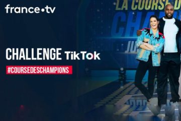 France TV TikTok #CourseDesChampions