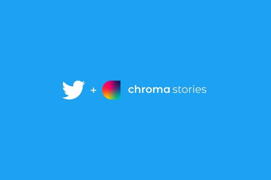 Twitter acquiert Chroma Stories