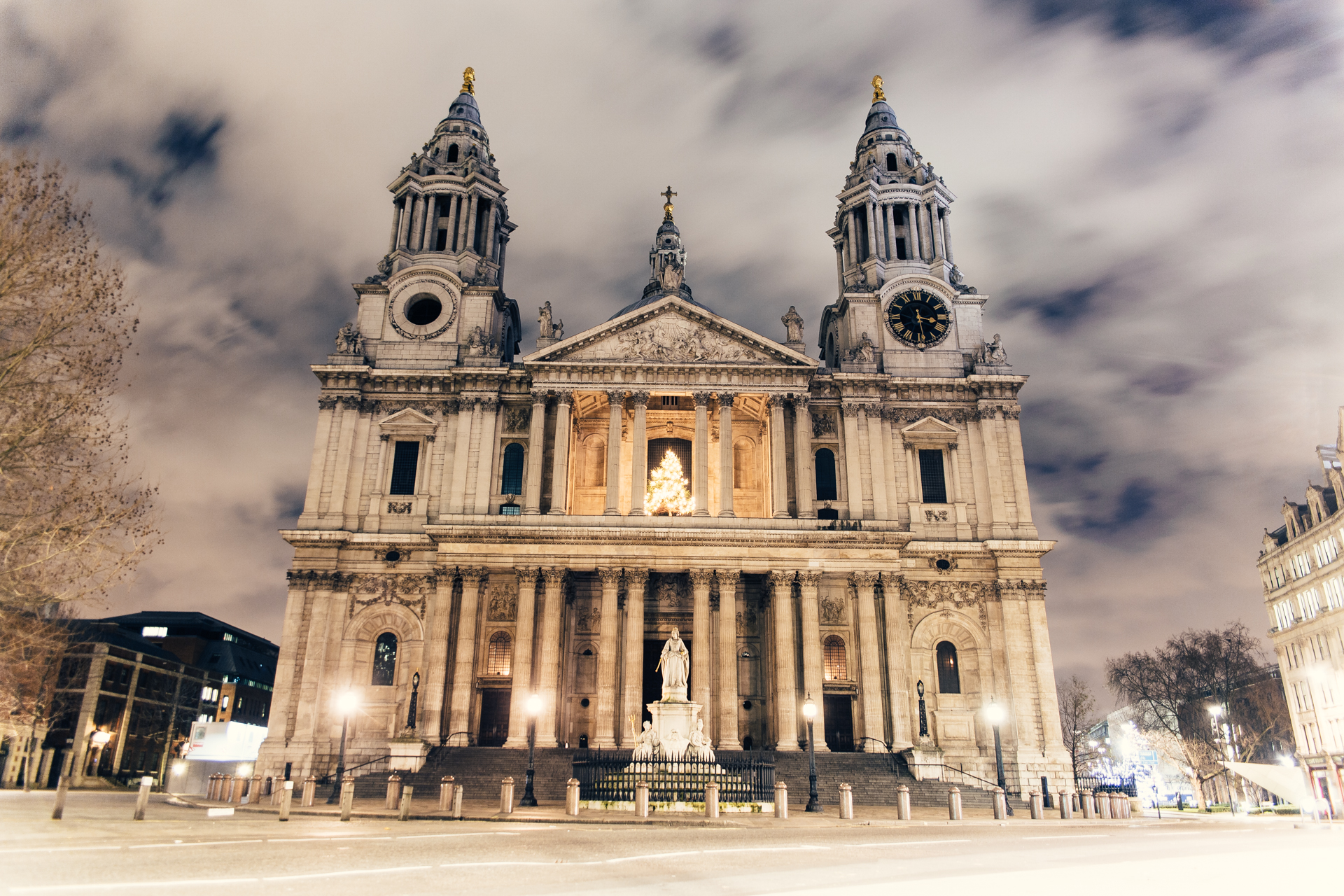 Desert in London - Saint Paul s Cathedral - Christmas 2015 - Genaro Bardy -3