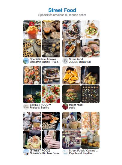 catégorie street food