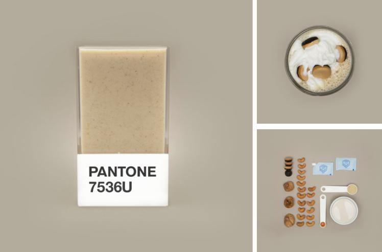 smoothies couleur Pantone