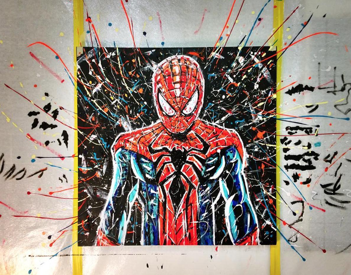 DonChocoloco, l'artiste haut en couleurs
