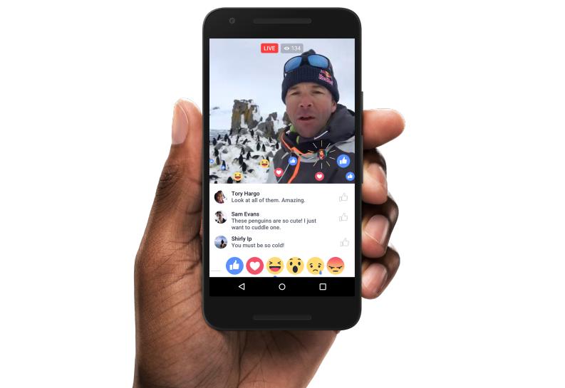 live-reactions-facebook-influenth