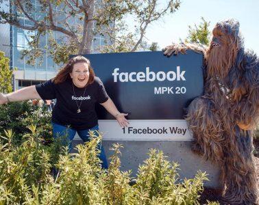 Chewbacca Mom Mark Zuckerberg Facebook Influenth