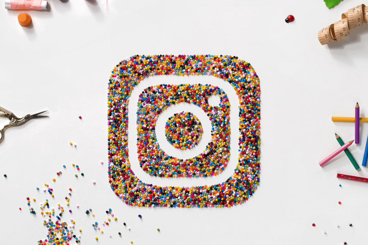 des artistes r agissent au nouveau logo d instagram influenth. Black Bedroom Furniture Sets. Home Design Ideas
