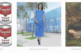 @As_A_Muse, l'étroit lien entre art et mode