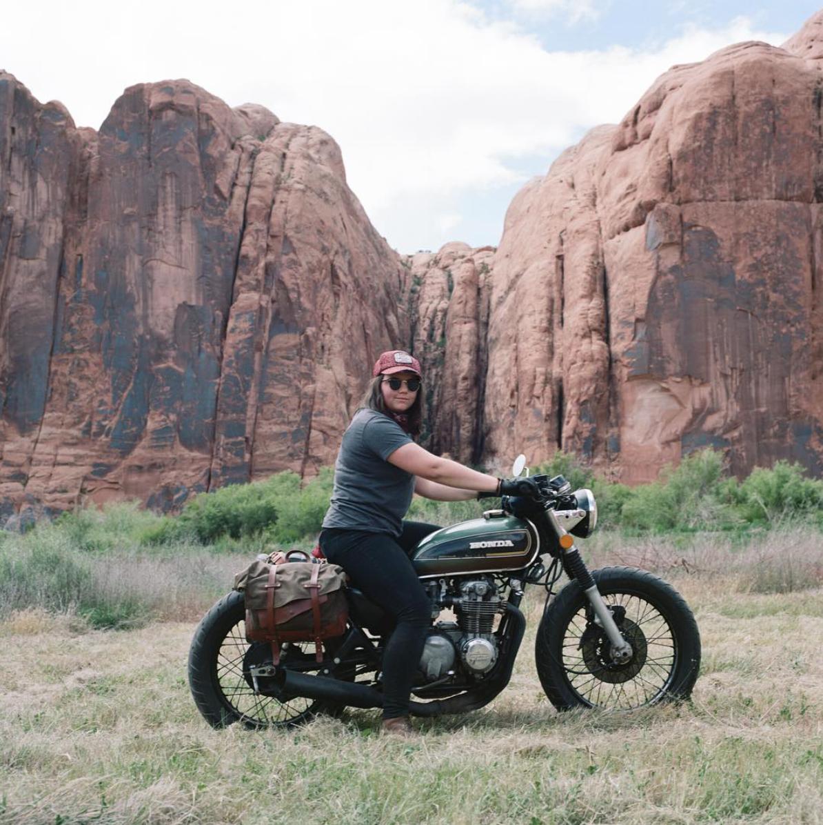 WomensMotoExhibit, les femmes peuvent aussi être badass en moto