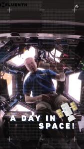 NASA Snapchat Influenth