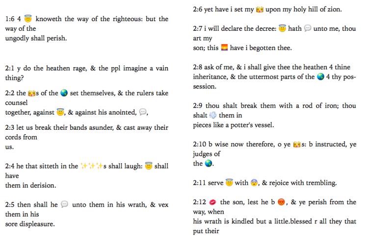 La Bible Emoji Le Manuscrit De La Generation Y Influenth