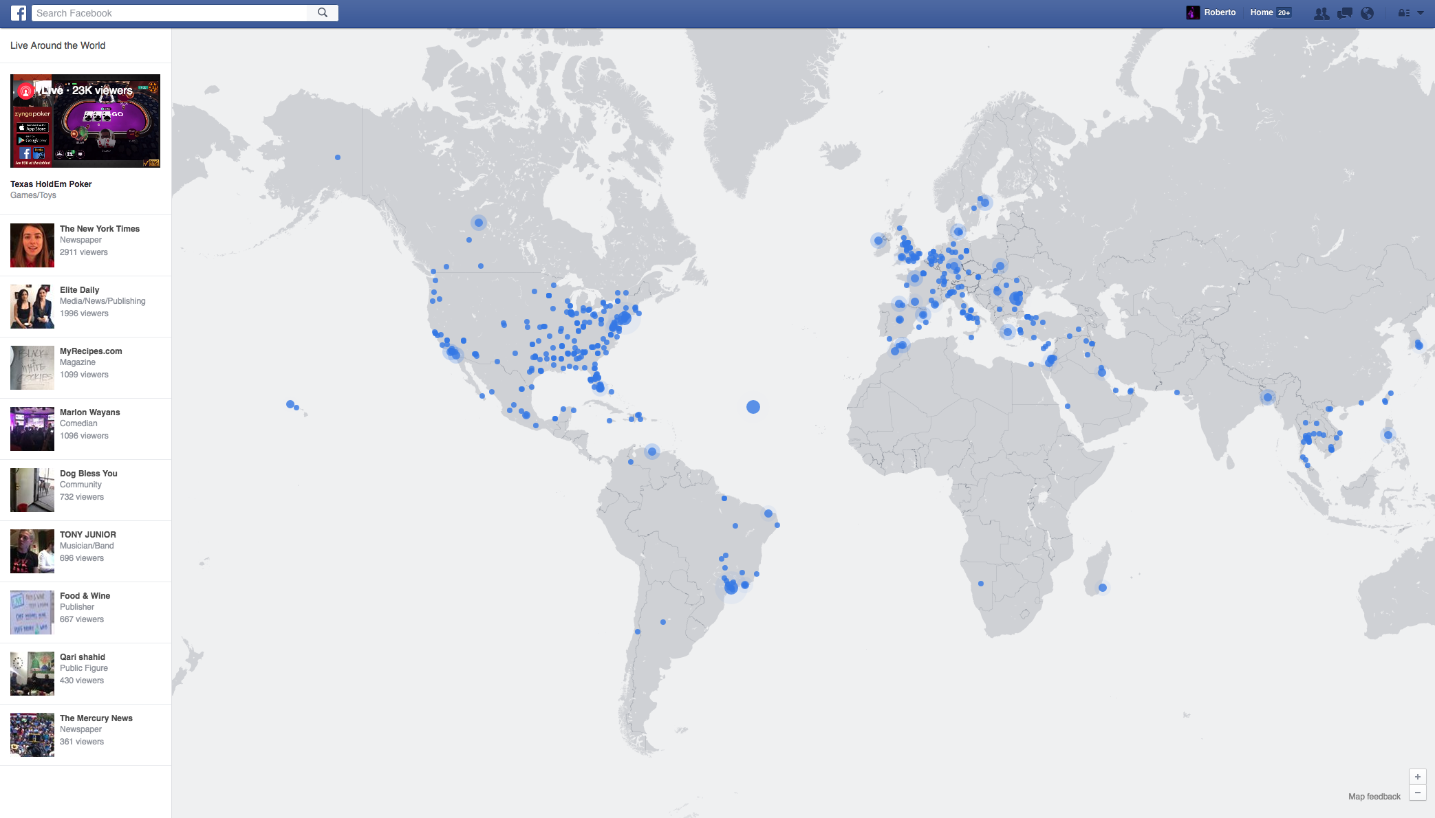 facebook-live-map-influenth