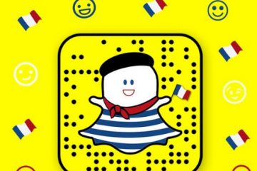 gouvernement snapchat influenth