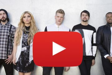 pentatonix YOUTUBE influenth