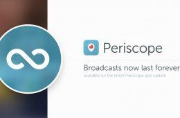 periscope-sauvegarde-permanente-influenth