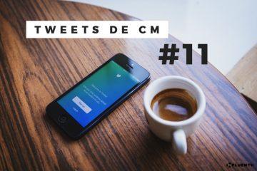 tweet de cm influenth