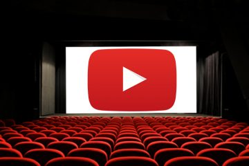 YouTube cinéma influenth