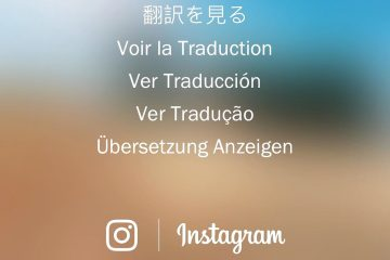 instagram traduction influenth