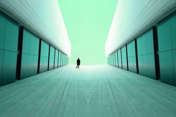 Kiks_Way, l'architecture surréaliste et minimaliste