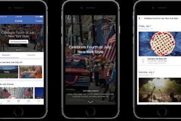 Facebook évènements influenth