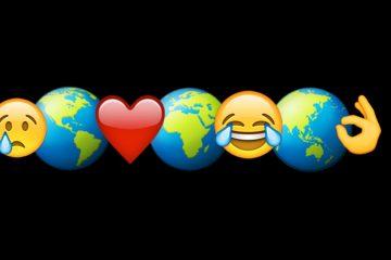 emoji monde influenth