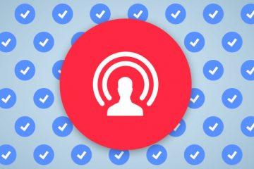 Facebook live media influenceurs célébrités