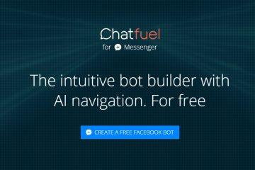 chatfuel influenth