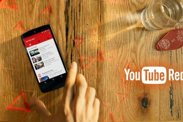YouTube red série Influenth