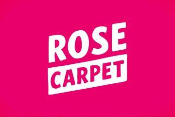 rose carpet logo influenth