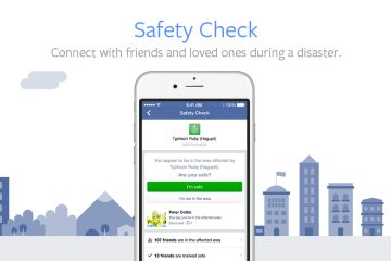 Safety Check Facebook Influenth
