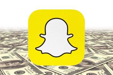 Snapchat rémunère utilisateurs Influenth