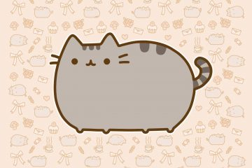 blogueur Stickers Pusheen chat Influenth