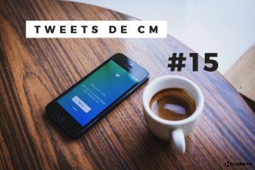 tweet de cm 15 influenth