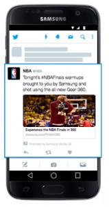 twitter NBA Influenth