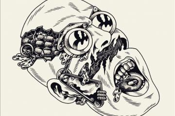 FreakCityBdx, les illustrations complètement déjantées