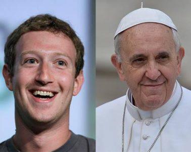 mark-zuckerberg-pape-francis-influenth
