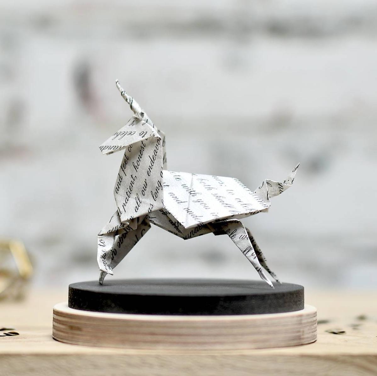 Florigami_Concept, l'art des origamis