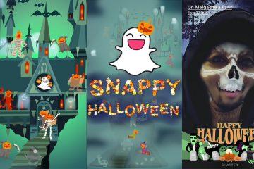 halloween-snapchat